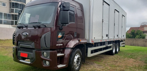 Ford Cargo 2429l 2013