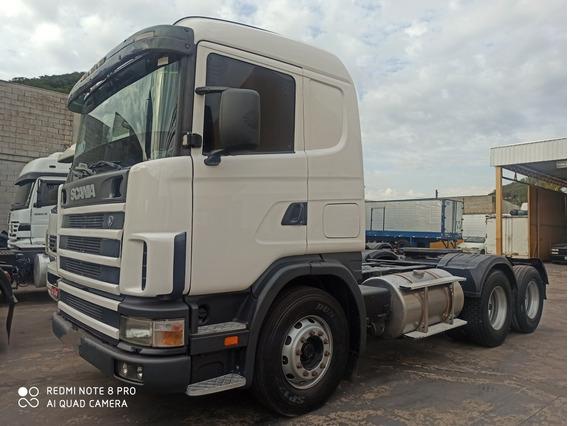 Scania 2003 6x2 400 Scania 124 2003 6x2