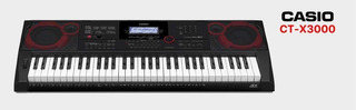 Teclado Casio Ct-x 3000 61 Teclas Sensitivo Rd Music Store