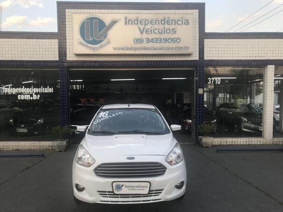 Ford Ka + Sedan 1.0 12v 4p Se Flex