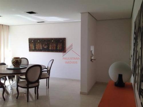 Apartamento Em Condomínio Cobertura Duplex Para Venda No Bairro Vila Andrade, 3 Dorm, 2 Suíte, 2 Vagas, 294 M². - 68