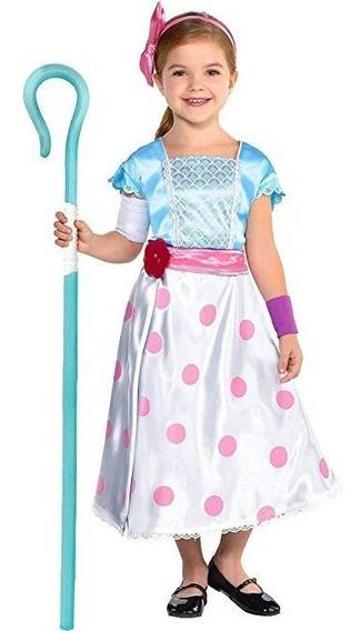 Disfraz Bo Beep Toy Story 4 Halloween Fiesta De Party City