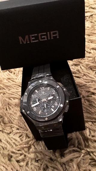Relógio Megir Fullblack