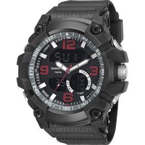 Relógio Speedo 81129g0evnp5 Pulso Analógico - Digital Grande