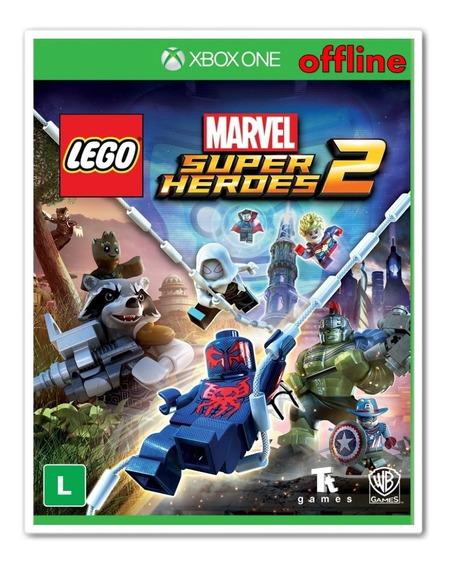 Lego Marvel Super Heroes 2 + 2 Jogos Brindes