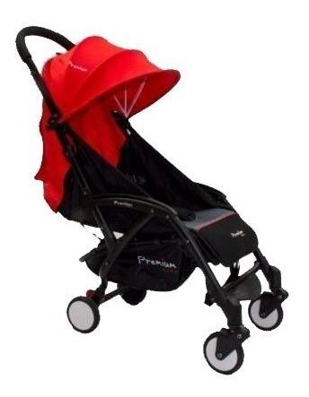 Cochecito Premium Baby Yovip Red By Maternelle