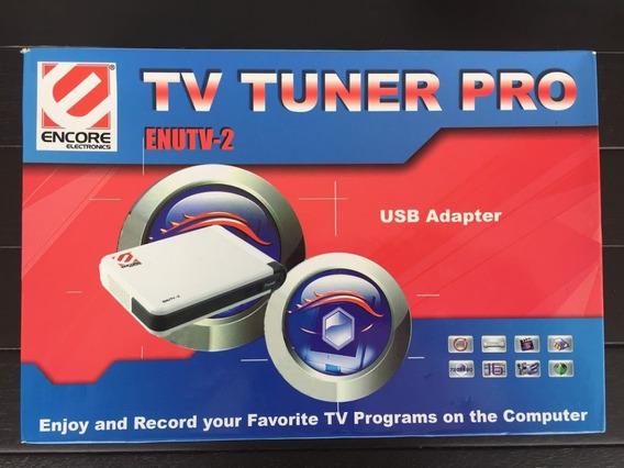 Placa De Captura - Tv Tuner Pro