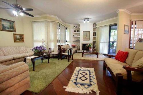 Apartamento Com 4 Dormitórios À Venda, 238 M² Por R$ 950.000,00 - Vila Morumbi - São Paulo/sp - Ap2633