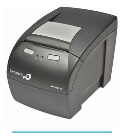 Impressora Térmica Não Fiscal Bematech Mp-4200 Th Usb