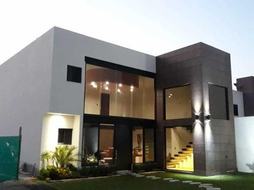 Casa 4 Nueva En Condominio Con Alberca Sumiya Cuernavaca