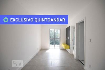 Apartamento No 5º Andar Mobiliado Com 1 Dormitório - Id: 892899195 - 199195