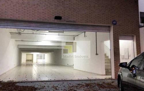 Imagem 1 de 9 de Galpão Para Alugar, 700 M² Por R$ 18.000,00/mês - Pompeia - São Paulo/sp - Ga0074
