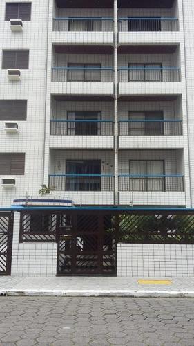 Imagem 1 de 30 de Apartamento Com 1 Dormitório À Venda, 48 M² Por R$ 200.000 - Vila Guilhermina - Praia Grande/sp - Ap0088