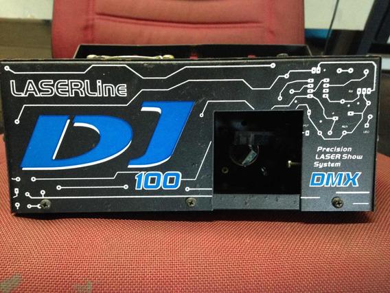 Laser Dmx 800mw Azul