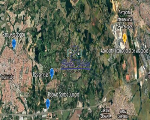 Indaiatuba- Sp, Núcleo Residencial Carlos Aldrovandi, Bela Vida Imobiliária Indaiatuba- Sp. - Ca01218 - 69377947