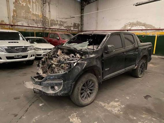 Chevrolet S10 2.8 Midnight Cd Tdci 200cv 4x4 2019 Chocada