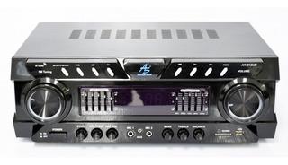 Amplificador American Sound 1.200w Con Función Carpeta