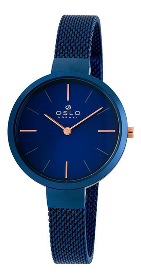 Relógio Feminino Oslo Oftsss9t0011 D1dx