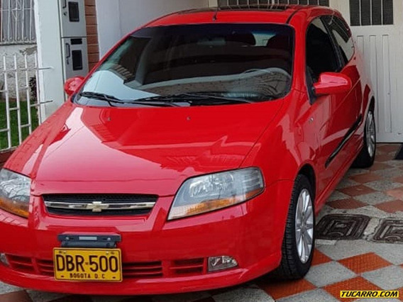 Chevrolet Aveo Gti Limited Fe