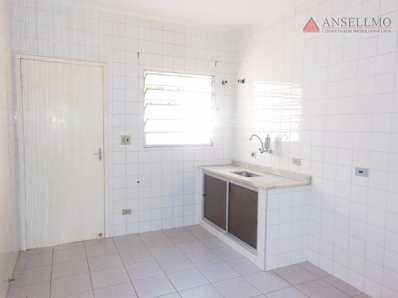 Casa Com 1 Dormitório Para Alugar, 60 M² Por R$ 1.000,00/mês - Nova Petrópolis - São Bernardo Do Campo/sp - Ca0275