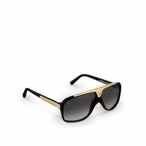 múltiples colores varios estilos zapatos exclusivos Wow Lentes De Sol Gafas Louis Vuitton Evidence Lv Mn4 ...