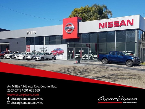 Nissan Frontier Pro4ex 2.5 2021 0km