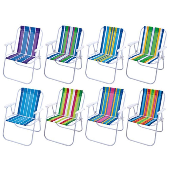 Kit 2 Cadeiras Aluminio Bel Prazer - Mor