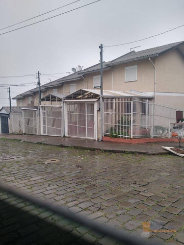 Apartamento Duplex Com 2 Dormitórios À Venda, 40 M² Por R$ 165.000,00 - Charqueadas - Caxias Do Sul/rs - Ad0001