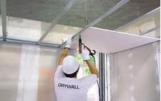 Oficial Instalador De Drywall Profesional