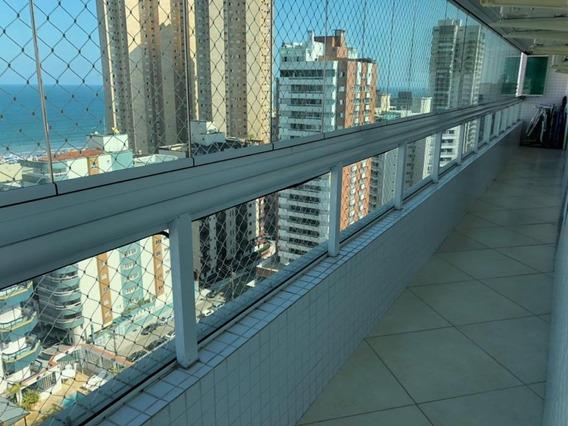 Apartamento Com 4 Dormitórios À Venda, 164 M² - Praia Grande - São Paulo/sp - Ap7268