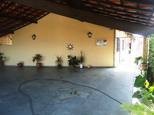 Casa A Venda No Bairro Jardim Real Em Praia Grande - Sp.  - 3502-1