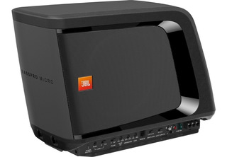 Jbl Basspro Micro Dockable 140w Rms Bajo Para Carros