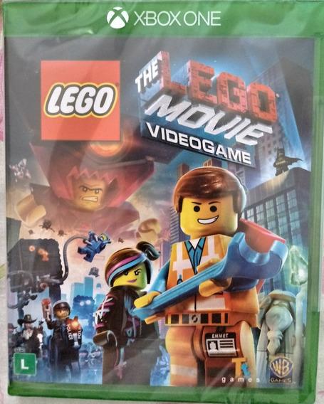 Xone The Lego Movie Vídeo Game Mídia Física Lacrado Disp.