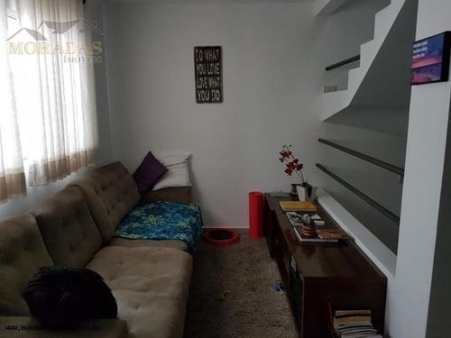 Sobrado Em Condomínio Para Venda Em São Paulo, Jd Umarizal, 2 Dormitórios, 1 Banheiro, 1 Vaga - 1926_1-1339633