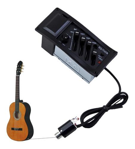 Imagen 1 de 7 de Pastilla Guitarra, Transductor Eléctrico Acústico Magnético