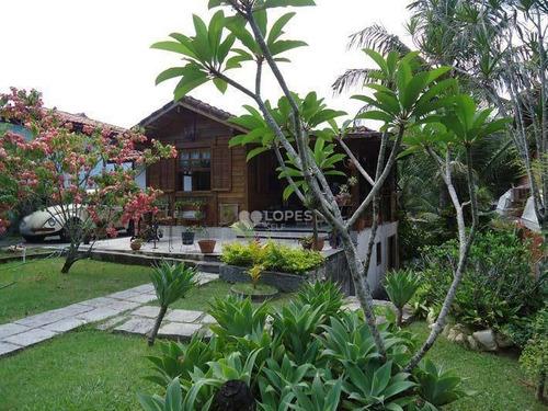 Imagem 1 de 19 de Casa À Venda, 171 M² Por R$ 680.000,00 - Badu - Niterói/rj - Ca17673