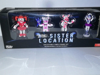 Five Nights At Freddy´s Sister Location -funko-
