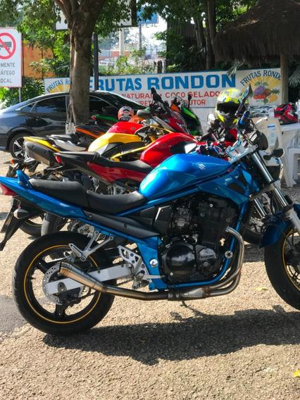 Bandit Suzuki 650n 07/08 Azul