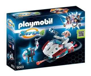 Skyjet Dr X Robot Juguete Niños Coleccion Playmobil