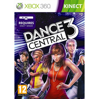 Videojuego Dance Central 3 Kinect Xbox 360