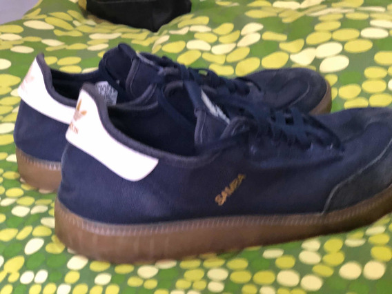 Zapatos Sneakers Marca adidas Originales Modelo Samba