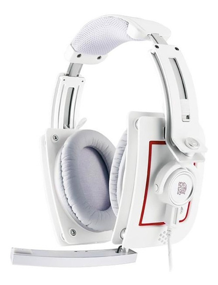 Headset Gamer Thermaltake Level 10m Branco Htltm010ecwh
