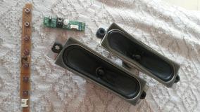 Kit Sensor Remoto,teclado E Par De Alto Falantes Aoc D32w931