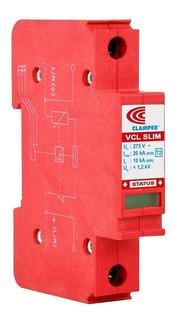 Protetor Surto Anti Raio Dps Clamper Vcl 275v 20ka