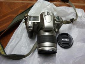 Camera Nikon F55 Funcionando