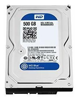 Disco Duro Sata 500gb Western Digital