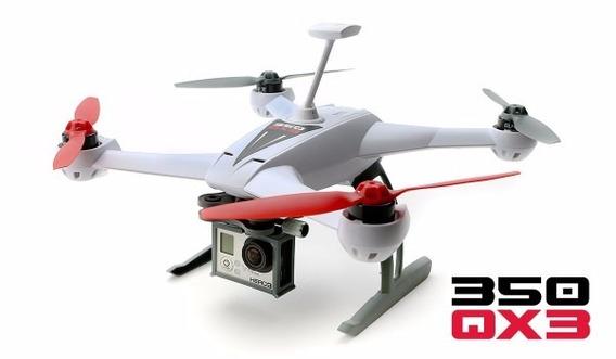 Drone Blade 350 Qx3 Rtf (blh8100) Com Radio + Brinde
