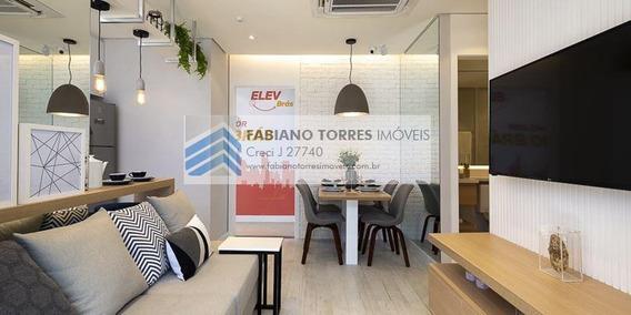 Apartamento Para Venda Em São Paulo, Brás, 2 Dormitórios, 1 Banheiro - Elev Bras