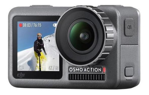 Câmera Dji Osmo Action 4k