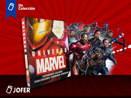 Imagen 1 de 2 de Universo Marvel